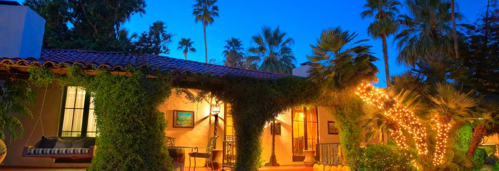 Ingleside Inn - Palm Springs - 建物