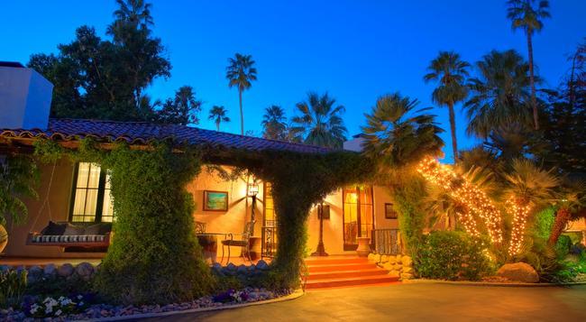 Ingleside Inn - Palm Springs - 建物
