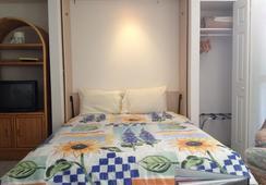 The Mediterraneo Resort - Palm Springs - 寝室