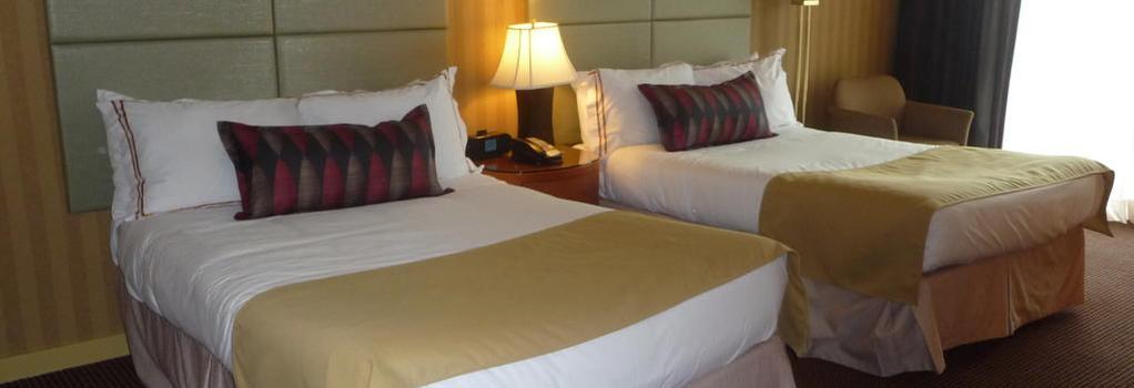 エグゼクティブ スイーツ ホテル&カンファレンス センター バーナビー - バーナビー - 寝室