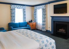 ファウンダース イン&スパ - バージニア・ビーチ - 寝室