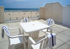 SpringHill Suites by Marriott Virginia Beach Oceanfront - バージニア・ビーチ - バルコニー