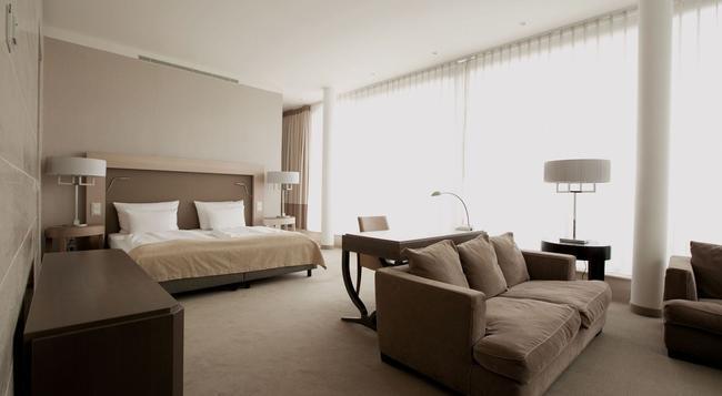 ウィーン ハウス QF ホテル ドレスデン - ドレスデン - 寝室