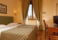 ホテル コロッセウム - ローマ - 寝室