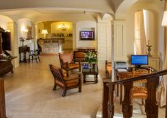ホテル コロッセウム - ローマ - ロビー