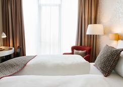 ホテル チェスター - ハイデルベルク - 寝室