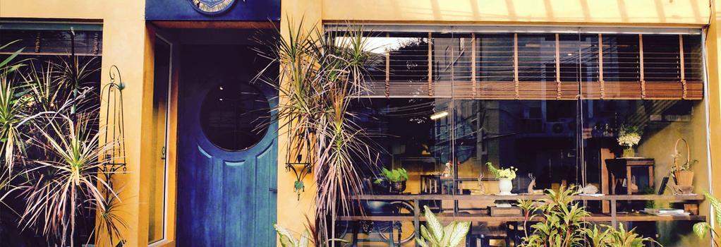 オールド キャピタル バイク イン - バンコク - 建物