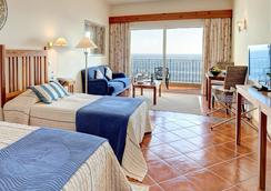 ホテル アルバトロス マデイラ - サンタ・クルーズ - 寝室
