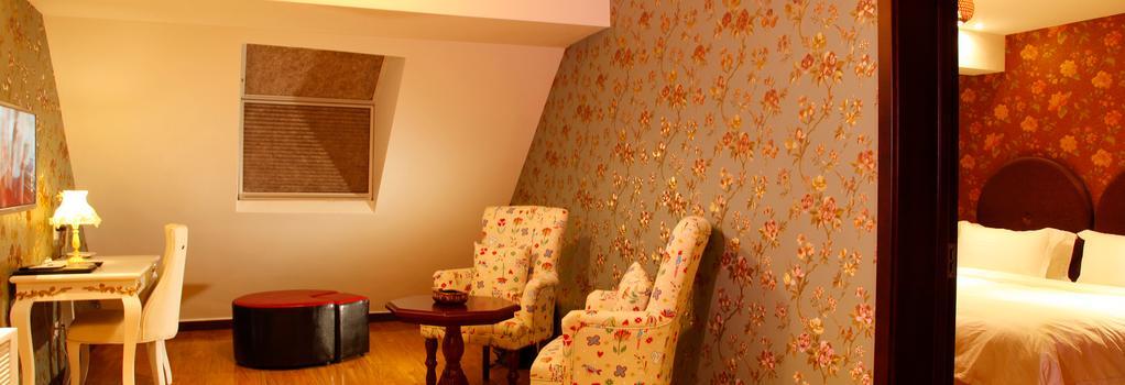 Shenanbei Boutique Hotel - 杭州 - 寝室