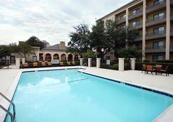 Courtyard by Marriott Dallas Medical Market Center - ダラス - プール