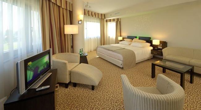 キューバス ホテル クラクフ - クラクフ - 寝室