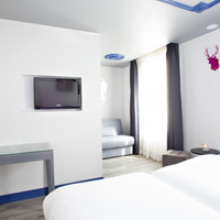 ホテル マドモアゼル Guestroom