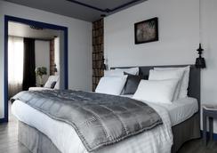 ホテル マドモアゼル - パリ - 寝室