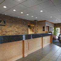 Best Western Center Pointe Inn Front Desk