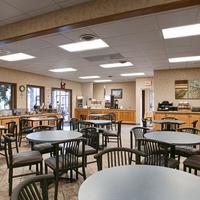 Best Western Center Pointe Inn Breakfast Area