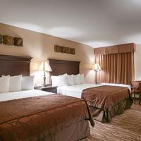 Best Western Center Pointe Inn Double Queen Guest Room