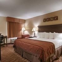 Best Western Center Pointe Inn King Guest Room