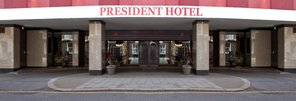 The President Hotel - ロンドン - 建物