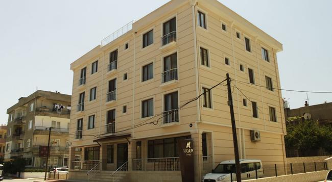 Akar Pansiyon - チャナッカレ - 建物