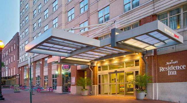 Residence Inn by Marriott Washington DC Dupont Circle - ワシントン - 建物