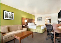 ラマダ サンディエゴ ノース ホテル & カンファレンス センター - サンディエゴ - 寝室