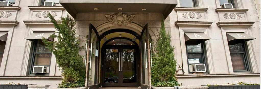 アスター ホテル オン セントラルパーク - ニューヨーク - 建物