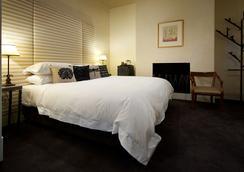 Hotel Frangos - Daylesford - 寝室