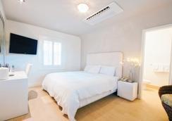 Hotel Biba - ウェストパームビーチ - 寝室