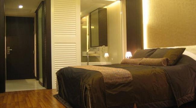 Merisess Sukhumvit 16 - バンコク - 寝室