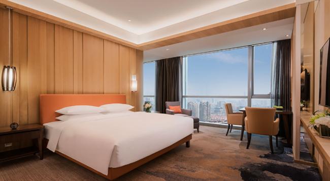 ハイアット リージェンシー シャンハイ ウジャオチャン - 上海市 - 寝室