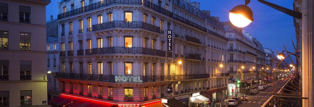 エクセルシオール オペラ - パリ - 建物