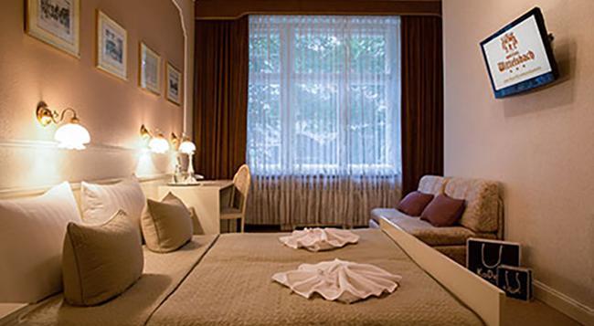 ホテルヴィッテルスバッハ アム クアフュルステンダム - ベルリン - 寝室