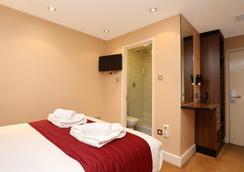 エリゼ ホテル - ハイド パーク - ロンドン - 寝室