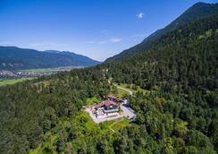 Landhotel & Berggasthof Panorama - Garmisch-Partenkirchen - 屋外の景色