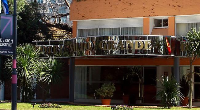 Salto Grande Hotel - プンタ・デル・エステ - 建物