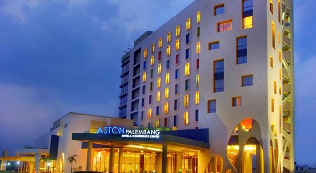 Aston Palembang Hotel & Conference Center - パレンバン - 建物