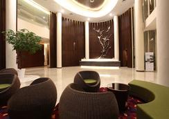 Soll Marina Hotel & Conference Center Bangka - Pangkalpinang - ロビー
