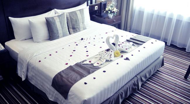 アストン サマリンダ ホテル アンド コンベンションセンター - Samarinda - 寝室