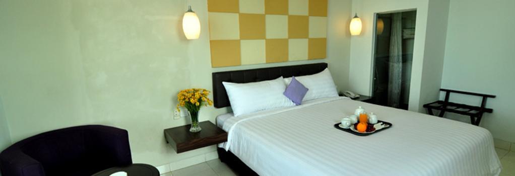 Aston Ketapang City Hotel - Ketapang - 寝室