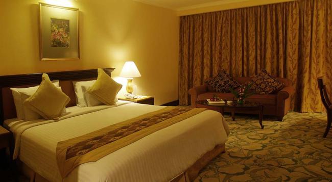 アストン トロピカーナ ホテル バンドン - バンドン - 寝室