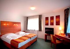 ホテル カイザー - ベルリン - 寝室