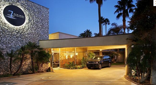 7 スプリングス イン & スイーツ - Palm Springs - 建物