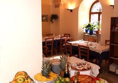 ホテル アドリア - バーリ - レストラン