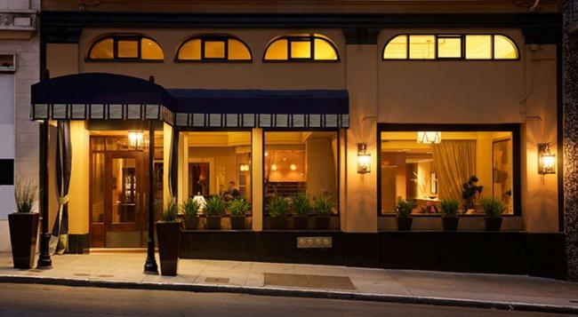 ホテル カートライト ユニオン スクエア BW プレミア コレクション - サンフランシスコ - 建物