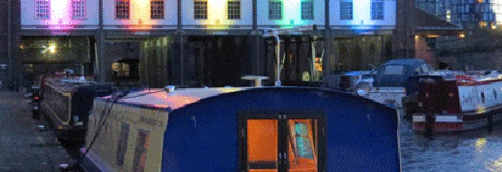Houseboat Hotels - Hotel boat - シェフィールド - 建物