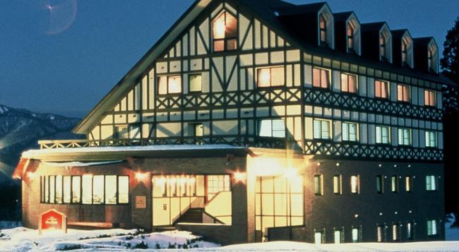 山のホテル - 白馬村 - 建物