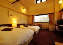 山のホテル - 白馬村 - 寝室