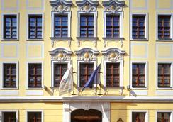 ロマンティック ホテル ビューロー レジデンツ - ドレスデン - 屋外の景色