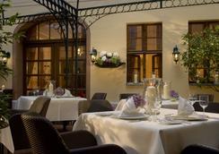 ロマンティック ホテル ビューロー レジデンツ - ドレスデン - レストラン