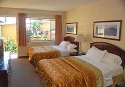 ハリウッド ダウンタウナー イン - ロサンゼルス - 寝室